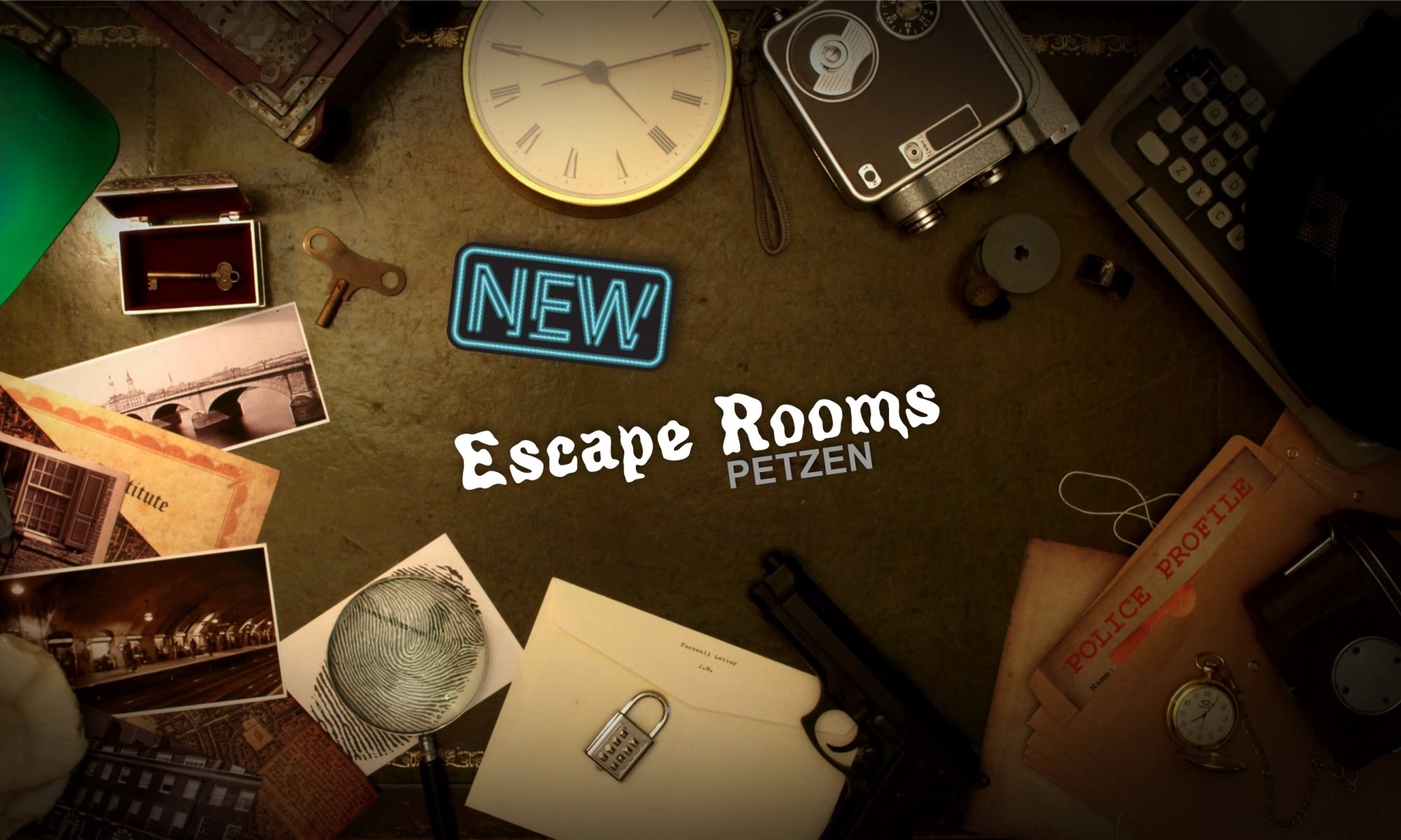 Escape ROOMS PETZEN
